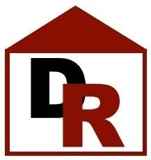 Vastgoed De Rouck logo