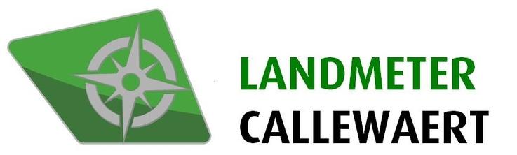 Landmeter Callewaert logo