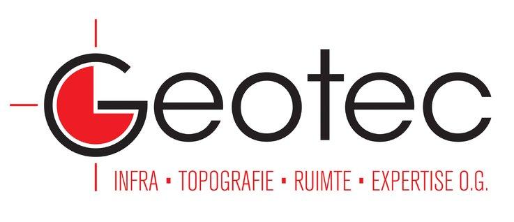 Geotec studie & landmetersbureau logo