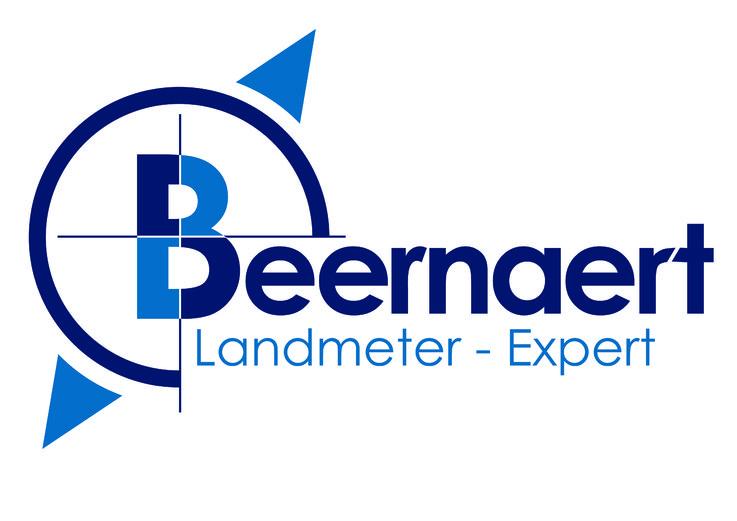 Landmeter Beernaert logo