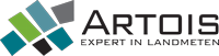 Landmeetkantoor Artois logo