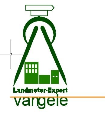 Landmeter-Expert Van Gele logo