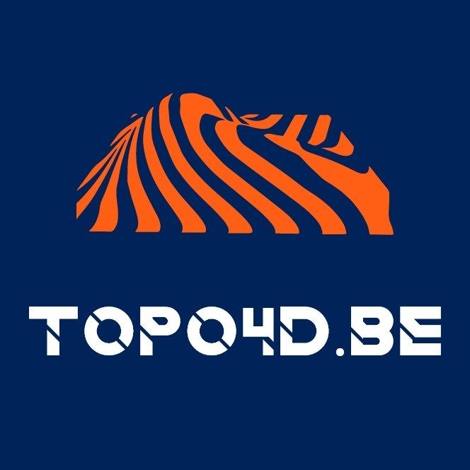 Topo4D logo