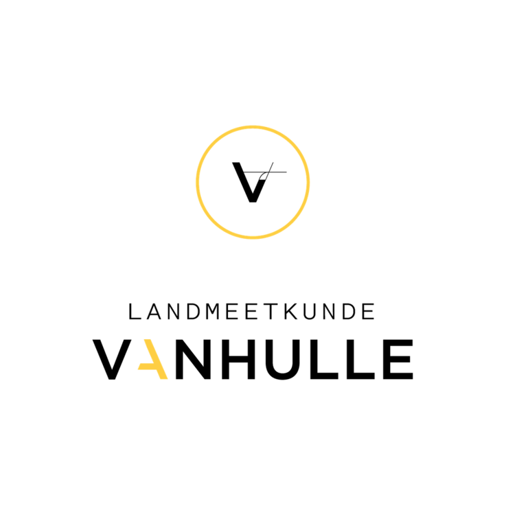 Landmeetkunde Vanhulle logo
