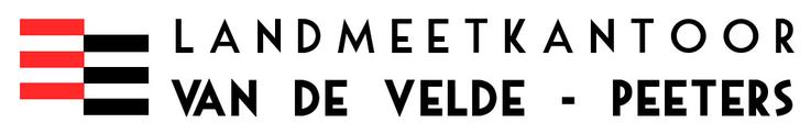 Landmeetkantoor Van de Velde - Peeters logo