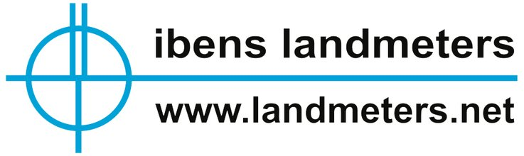 ibens landmeters logo