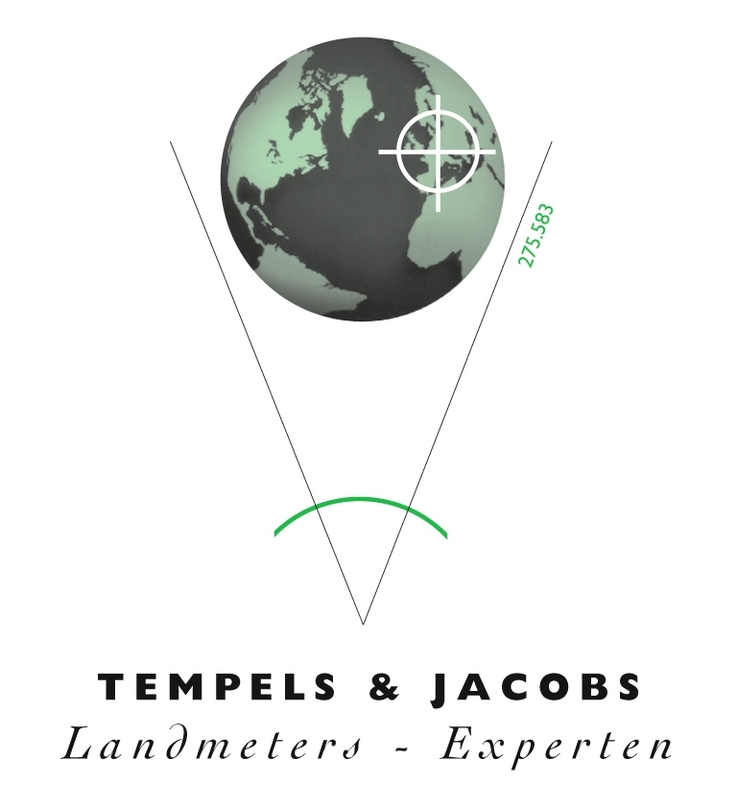 Landmeterskantoor Tempels & Jacobs logo