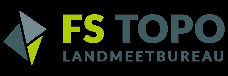 Landmeetbureau FS Topo logo