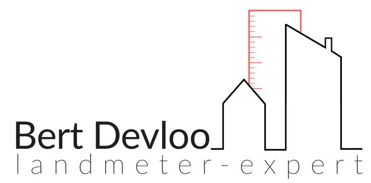 landmeter-expert Bert Devloo logo
