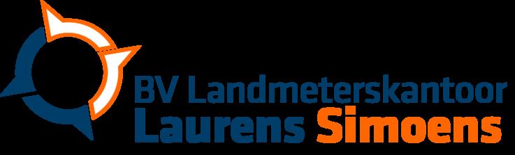 Landmeterskantoor Simoens logo