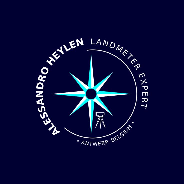 Alessandro Heylen Landmeter-Expert logo