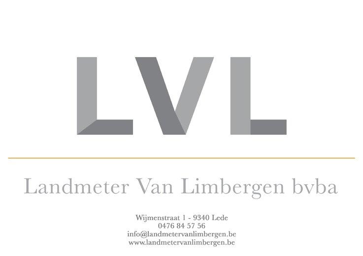 Landmeter Van Limbergen logo