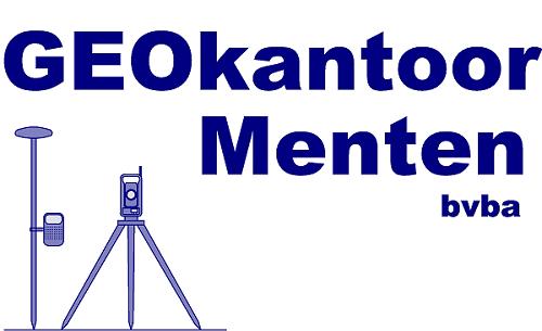 Geokantoor Menten bvba logo