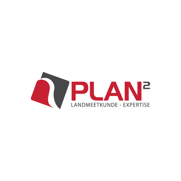 Plan² Landmeters logo