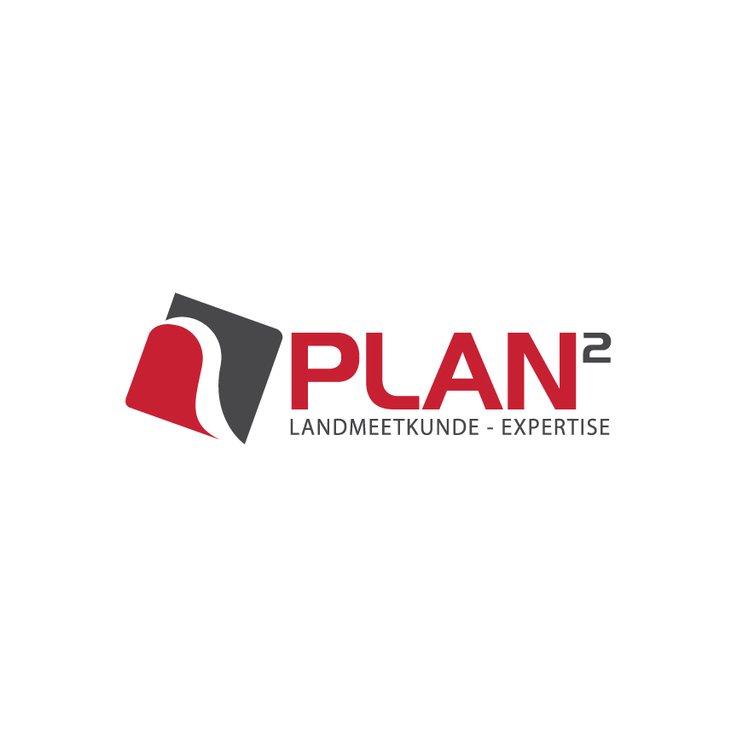 Plan² Landmeters logo