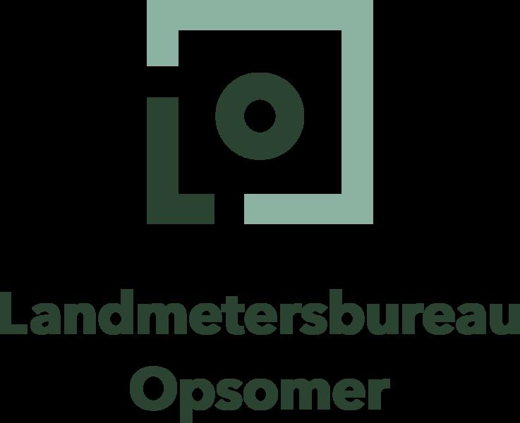 Landmetersbureau Opsomer logo