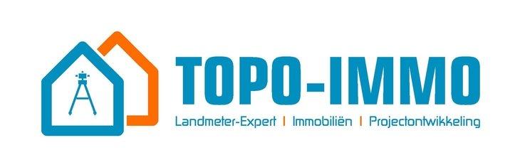 Landmeetkantoor TOPO-IMMO logo