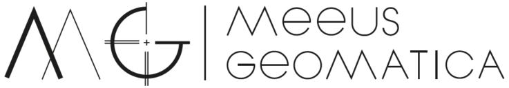 Meeus Geomatica logo