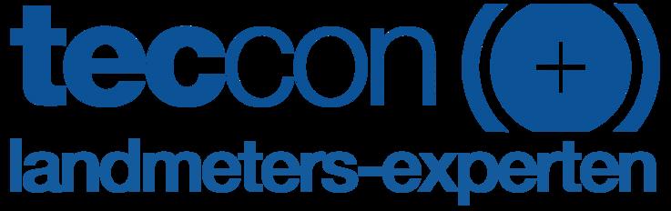 Teccon landmeters-experten logo