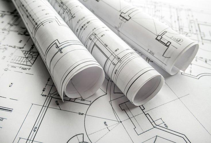 Architecturale opmetingen van gebouwen