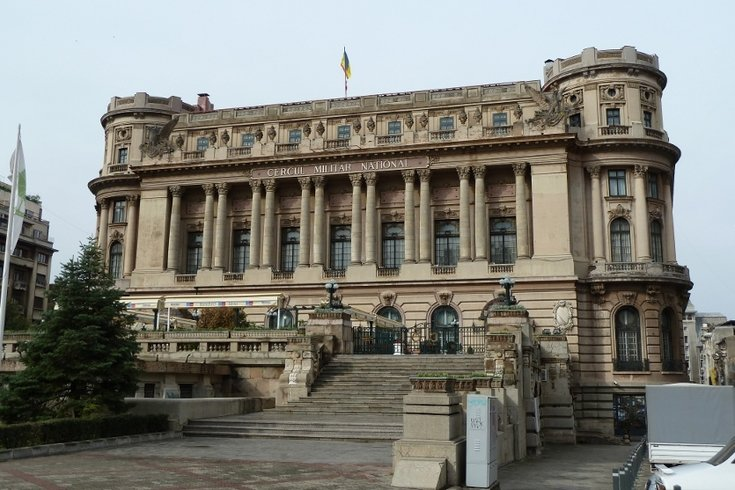 Opmeten monumentale gebouwen