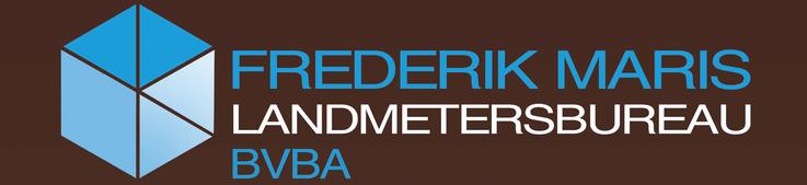 Frederik Maris landmetersbureau logo