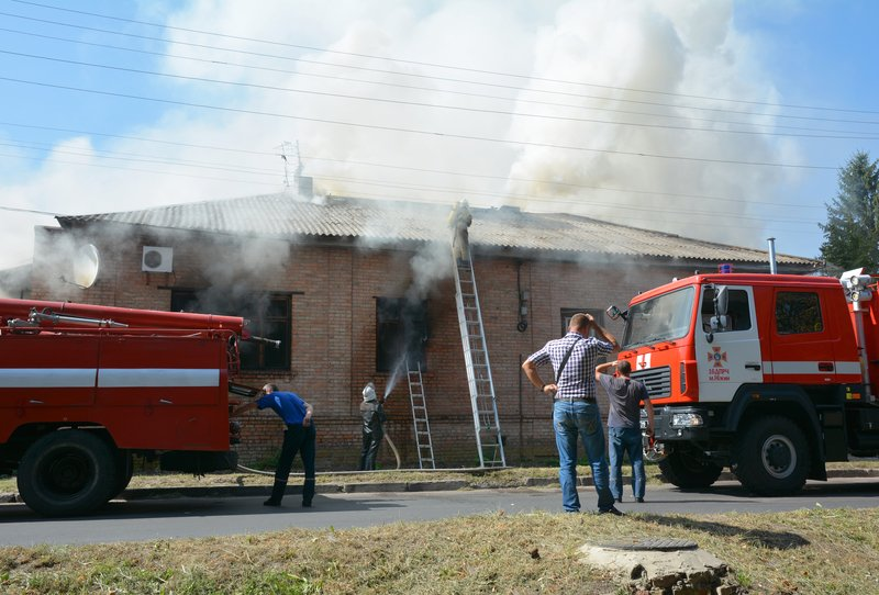 Brand- , bouw- of stormschade